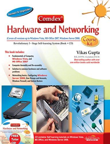 Comdex Hardware and Networking Course Kit (Paperback): Vikas Gupta