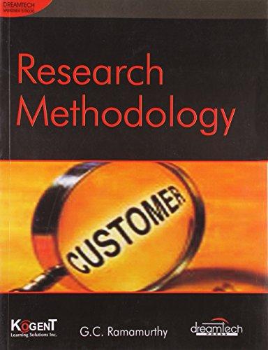 Research Methodology: G.C.Ramamurthy