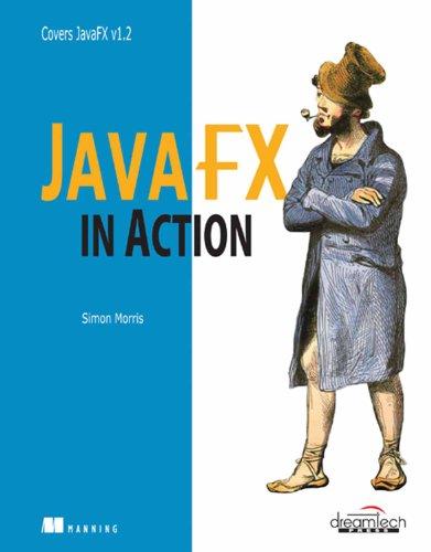 9788177229738: JAVAFX IN ACTION
