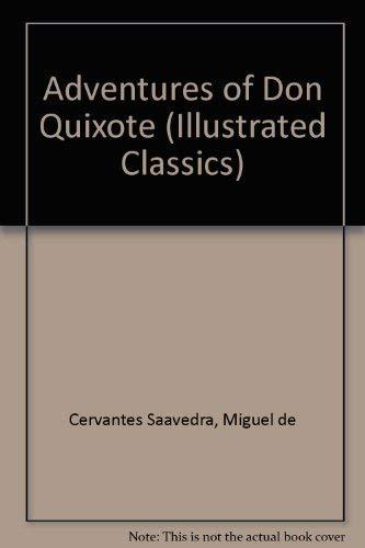 9788177240108: Adventures of Don Quixote (Illustrated Classics)
