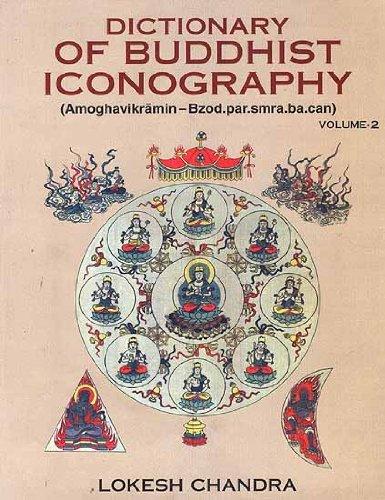 Dictionary of Buddhist Iconography: Vol. 2: (Amoghavikramin--Bzod.par.smra.ba.can): Lokesh Chandra