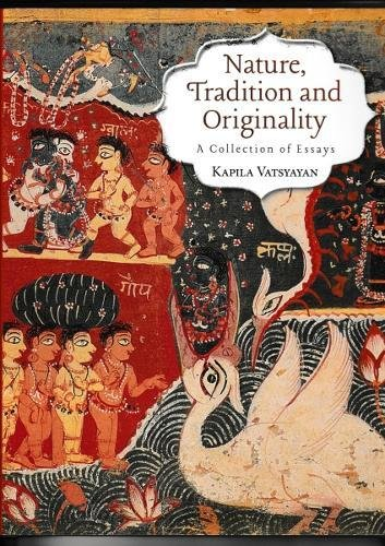 9788177421408: Nature Tradition and Originality: A Collection of Essays