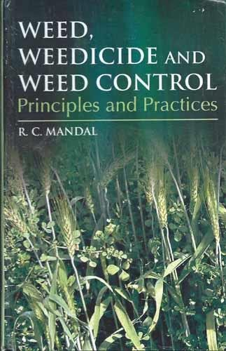 9788177540215: Weed, Weedicides and Weed Control