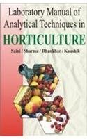 9788177540819: Laboratory Manual of Analytical Techniques in Horticulture
