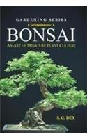 9788177541229: Bonsai : A Art of Miniature Plant Culture (HB)