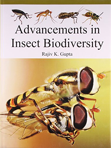 Advancements in Insect Biodiversity: Rajiv K Gupta