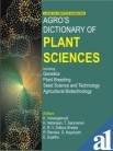 Agros Dictionary of Plant Sciences (Including Genetics,: Vanangamudi K /