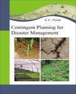 Contingent Planning for Disaster Management: S.C. Panda