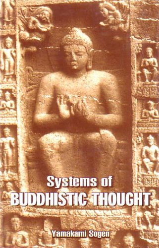 Systems of Buddhistic Thought: Yamakami Sogen