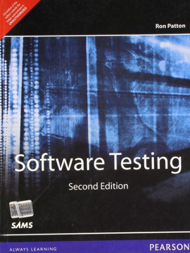 Software Testing (Second Edition): Ron Patton
