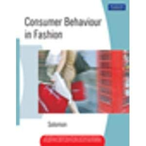 Consumer behaviour in fashion solomon 95