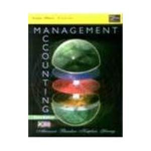 9788177580341: Management Accounting, 4/e