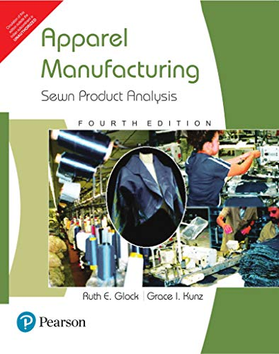 9788177580761: Apparel Manufacturing: Sewn Product Analysis, 4th Ed.