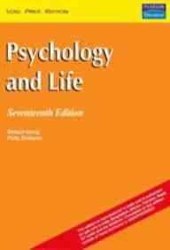 9788177581140: Psychology and Life, 17/e