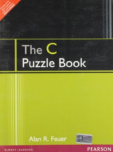 9788177581409: The C Puzzle Book