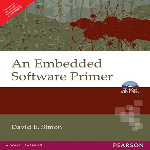 9788177581546: EMBEDDED SOFTWARE PRIMER