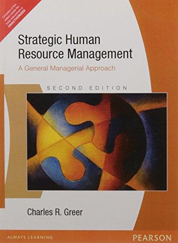 9788177582062: Strategic Human Resource Management, 2/e