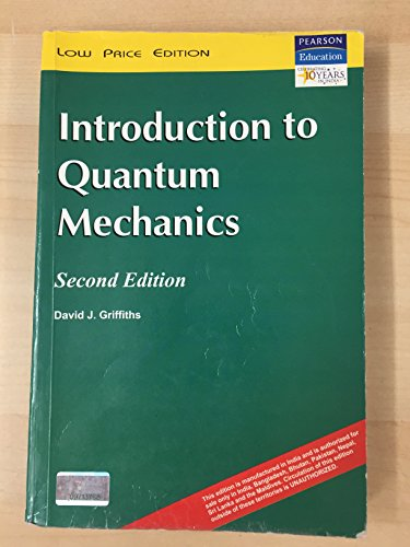 9788177582307: Introduction to Quantum Mechanics, 2/e
