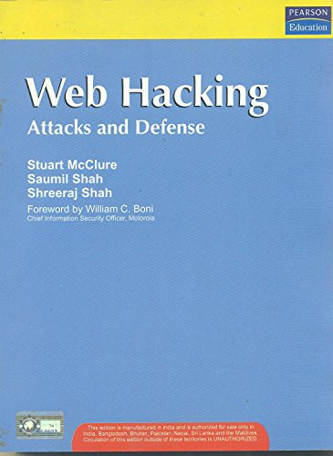 9788177582314: Web Hacking : Attacks & Defects