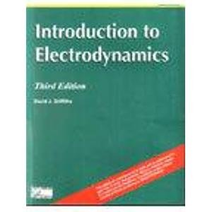 9788177582932: Introduction to Electrodynamics (Livre en allemand)