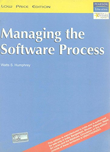 9788177583304: Managing the Software Process