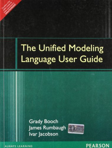9788177583724: The Unified Modeling Language User Guide