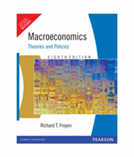 Macroeconomics (Eighth Edition): Richard T. Froyen