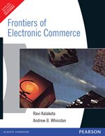 9788177583922: Frontiers of Electronic Commerce