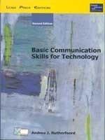 9788177584073: Basic Communication Skills For Technology, 2Nd Edition