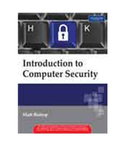 9788177584257: Introduction to Computer Security