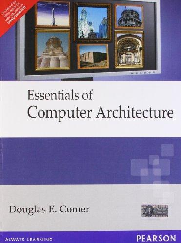 9788177584431: Essentials of Computer Architecture