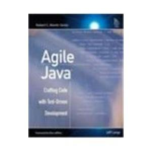 9788177584516: Agile Java™: Crafting Code with Test-Driven Development, 1/e