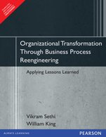 9788177585186: Organizational Transformation Through Business Process Reengineering : Applying Lessons Learned