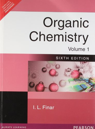 Organic Chemistry, Volume 1, 6Th Edn