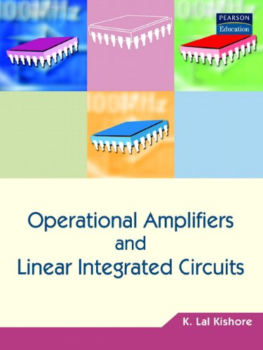 9788177585667: OPERATIONAL AMPLIFIERS AND LINEAR INT CIRC