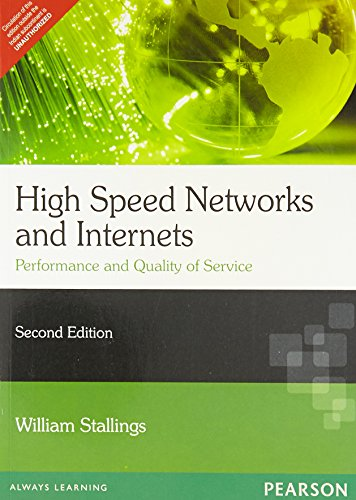 9788177585698: High-Speed Networks and Internets: Performance and Quality of Service (2nd Edition)