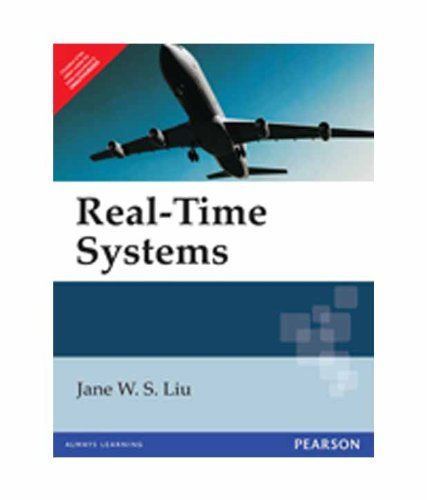 9788177585759: Real-Time Systems