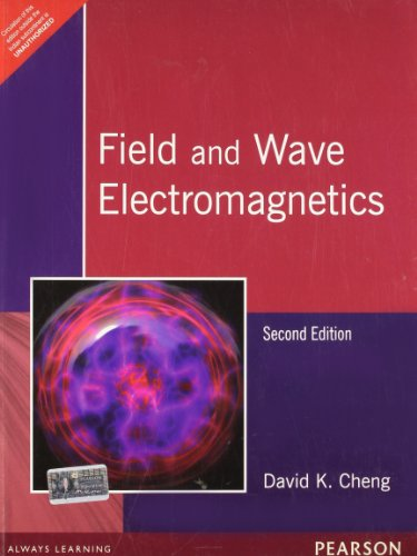 9788177585766: Field & Wave Electromagnetics