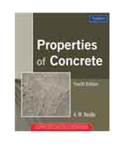 9788177585872: Properties of concrete.