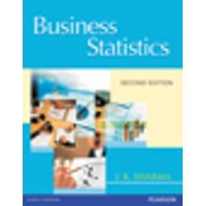 9788177586541: Business Statistics