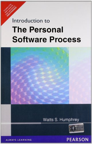 9788177586725: Introduction to the Personal Software Process