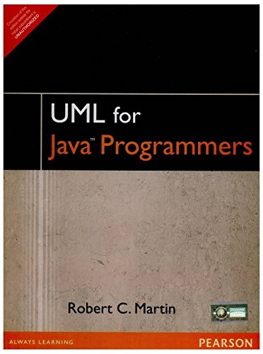 9788177586756: UML for Java Programmers