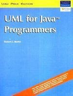 9788177586756: UML for Java Programmers