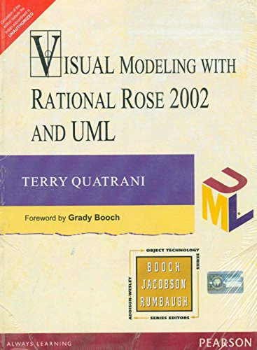 9788177586787: Visual Modeling with Rational Rose 2002 and UML, 3e