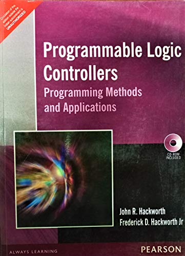 9788177587715: PROGRAMMABLE LOGIC CONTROLLERS : PROGRAMMING METHODS AND APPLICATIONS, 1/E CD INCLUDED