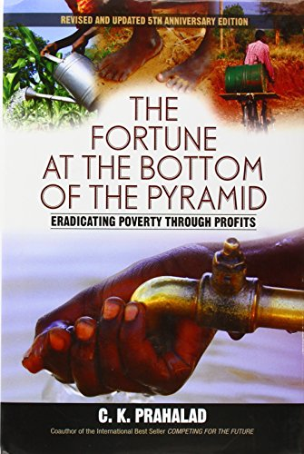 9788177587760: Fortune at the Bottom of the Pyramid: Eradicating Poverty Through Profits