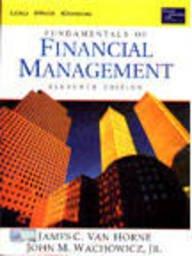 Fundamentals of Financial Management (Livre en allemand): JOHN M WACHOWICZ'