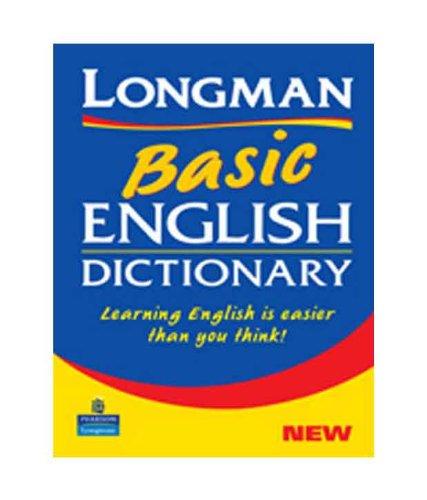 Longman Basic English Dictionary: Longman