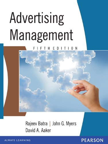 9788177588507: Advertising Management
