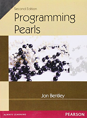 9788177588583: Programming Pearls